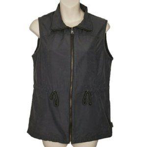3/$30 COLUMBIA gray vest small